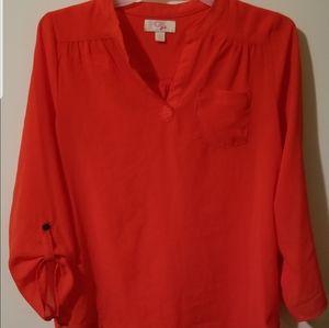 Girls GB Dress Shirt